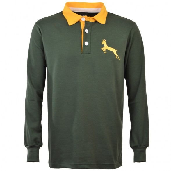 South Africa 1955 Retro Rugby Shirt