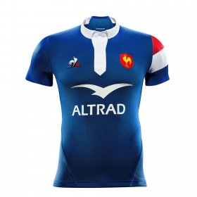 France 2018/19 Rugby Shirt