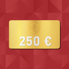 250€ Gift Card - Retrofootball®