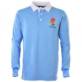 Australia 1908 Retro Rugby Shirt