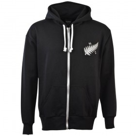 New Zealand 1924 Vintage Rugby Zipped Hoodie